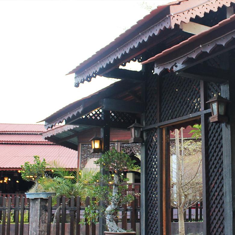 Gambar Restoran Klasik Terapung (Tomyam Klasik) 1